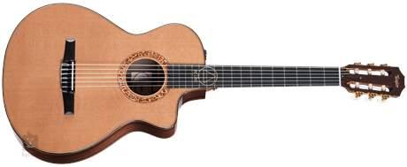 TAYLOR JMSM Klasická elektroakustická kytara