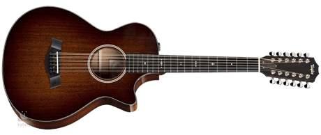 TAYLOR 562ce 12-Fret Dvanáctistrunná elektroakustická kytara