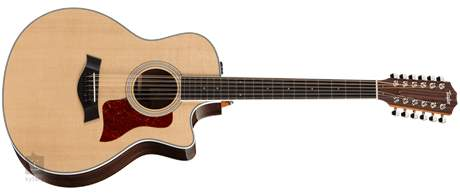 TAYLOR 456ce-R Dvanáctistrunná elektroakustická kytara