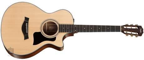 TAYLOR 312ce 12-Fret Elektroakustická kytara