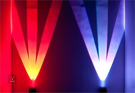 AMERICAN DJ Chameleon QBAR PRO LED lišta