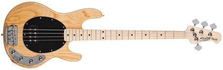 STERLING BY MUSIC MAN RAY34 Natural Elektrická baskytara