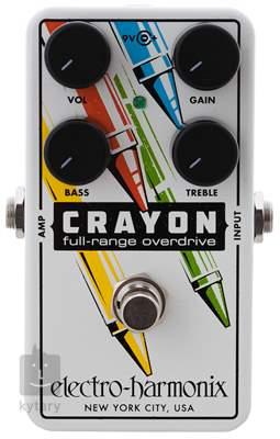ELECTRO-HARMONIX Crayon 76 Kytarový efekt