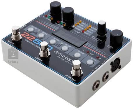 ELECTRO-HARMONIX 22500 Kytarový efekt