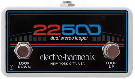 ELECTRO-HARMONIX FC22500 Nožní přepínač