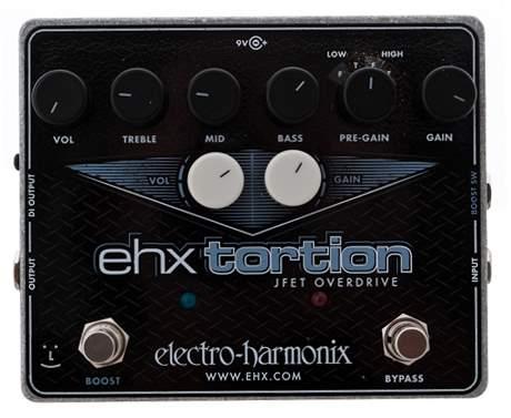 ELECTRO HARMONIX EHX Tortion Kytarový efekt