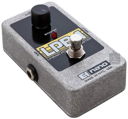 ELECTRO HARMONIX LPB-1 Kytarový efekt