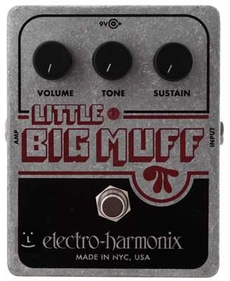 ELECTRO HARMONIX Little Big Muff PI Kytarový efekt