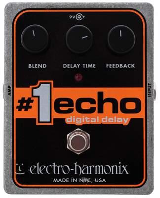 ELECTRO HARMONIX 1 Echo Kytarový efekt