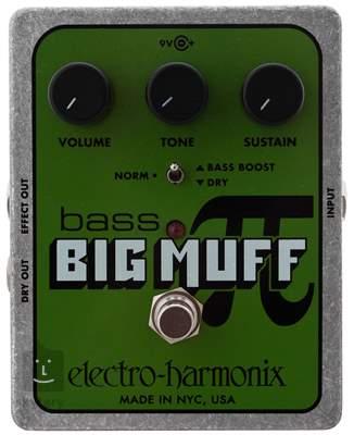 ELECTRO-HARMONIX Bass Big Muff PI Baskytarový efekt