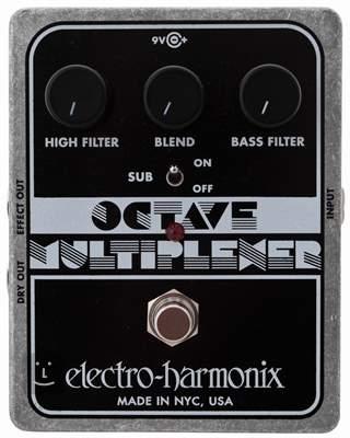ELECTRO HARMONIX Octave Multiplexer Kytarový efekt