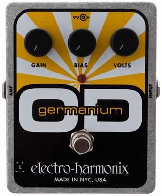 ELECTRO-HARMONIX Germanium OD (rozbalené) Kytarový efekt