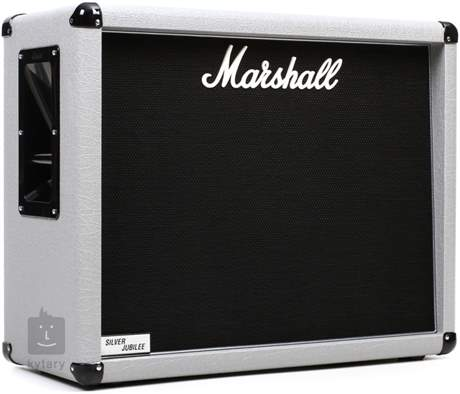 MARSHALL 2536 Silver Jubilee Kytarový reprobox