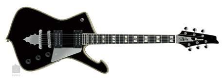 IBANEZ PS120-BK (rozbalené) Elektrická kytara