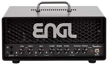 ENGL IRONBASS  700 WATT Baskytarový hybridní zesilovač