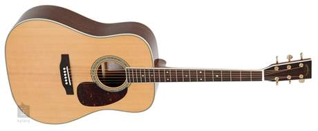 SIGMA GUITARS DM-4 Akustická kytara
