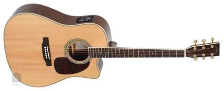 SIGMA GUITARS DMC-4E Elektroakustická kytara