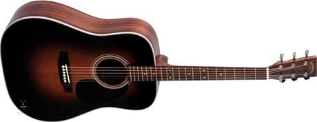 SIGMA GUITARS DR-28-SB Akustická kytara