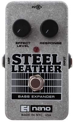 ELECTRO-HARMONIX Steel Leather Baskytarový efekt
