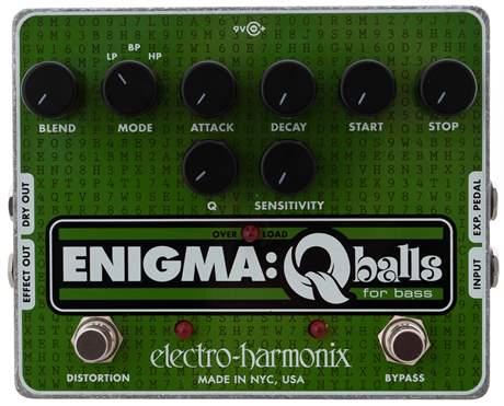 ELECTRO HARMONIX Enigma Baskytarový efekt