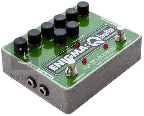 ELECTRO HARMONIX Enigma (použité) Baskytarový efekt