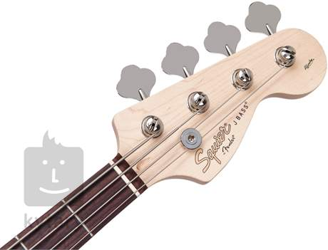 FENDER SQUIER Affinity Jazz Bass RW RCR Elektrická baskytara