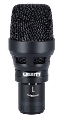 LEWITT DTP 340 TT (použité) Dynamický nástrojový mikrofon