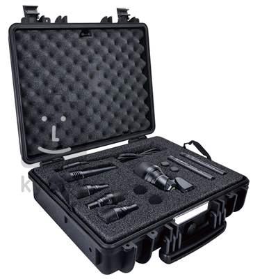 LEWITT DTP Beat Kit Pro 7 (rozbalené) Sada mikrofonů pro bicí