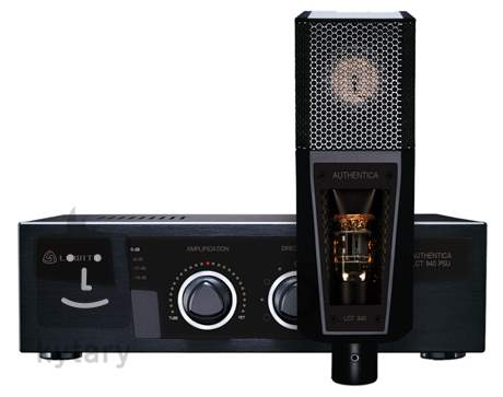 LEWITT LCT 940 Lampový studiový mikrofon