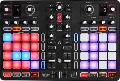 HERCULES DJ P32 DJ DJ kontroler