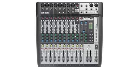 SOUNDCRAFT Signature 12 MTK Analogový mixážní pult