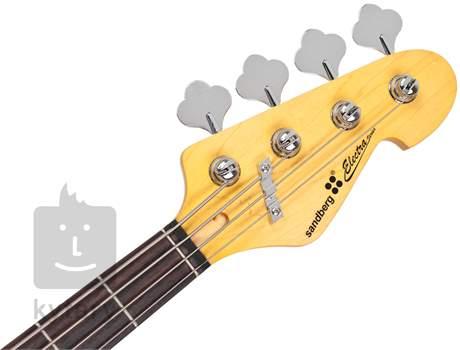 SANDBERG Electra II VS4 CR (rozbalené) Elektrická baskytara