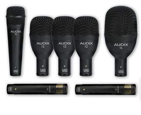 AUDIX FP7 Sada mikrofonů pro bicí