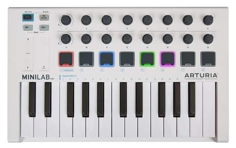 ARTURIA MiniLab MK2 USB/MIDI keyboard