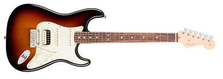 FENDER American Pro Stratocaster HSS Shawbuckers RW 3TS Elektrická kytara