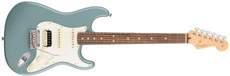 FENDER American Pro Stratocaster HSS Shawbuckers RW SNG Elektrická kytara