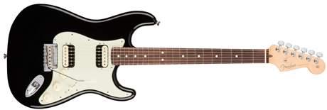 FENDER American Pro Stratocaster HH Shawbuckers RW BK (rozbalené) Elektrická kytara