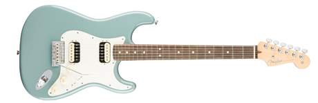 FENDER American Pro Stratocaster HH Shawbuckers RW SNG Elektrická kytara