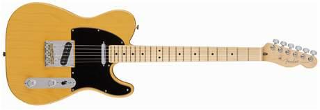 FENDER American Pro Telecaster MN BTB ASH Elektrická kytara