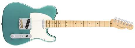 FENDER American Pro Telecaster MN MYS SEAFOAM Elektrická kytara