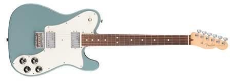 FENDER American Pro Telecaster DLX Shawbuckers RW SNG Elektrická kytara