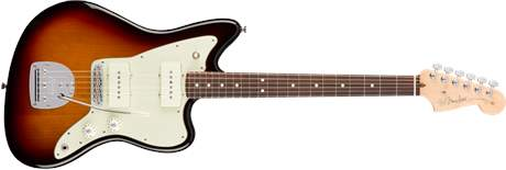 FENDER American Pro Jazzmaster RW 3TS Elektrická kytara