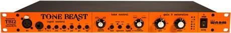 WARM AUDIO TB12 Mikrofonní předzesilovač