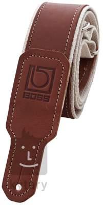 BOSS BSH-20-NAT Kytarový popruh