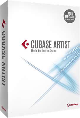 STEINBERG Cubase Artist 9 Software
