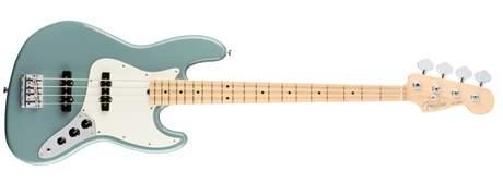 FENDER American Professional Jazz Bass MN SNG Elektrická baskytara