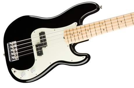 FENDER American Professional Precision Bass V MN BK Elektrická baskytara