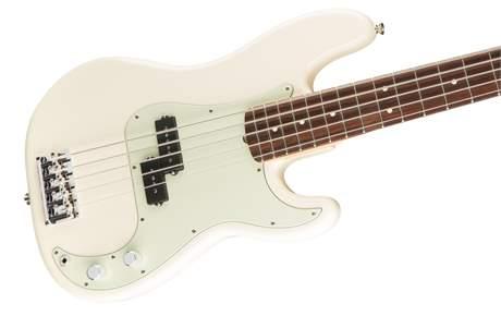 FENDER American Professional Precision Bass V RW OWT Elektrická baskytara