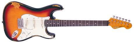 VINTAGE V6MRSSB Elektrická kytara