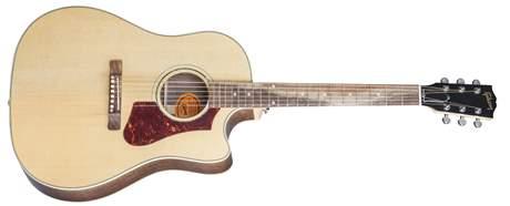 GIBSON HP415W Elektroakustická kytara